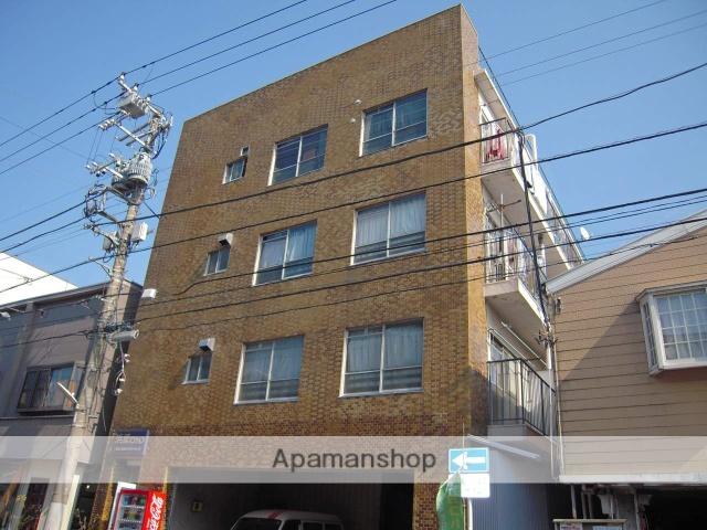 神奈川県横浜市鶴見区、国道駅徒歩6分の築56年 4階建の賃貸マンション