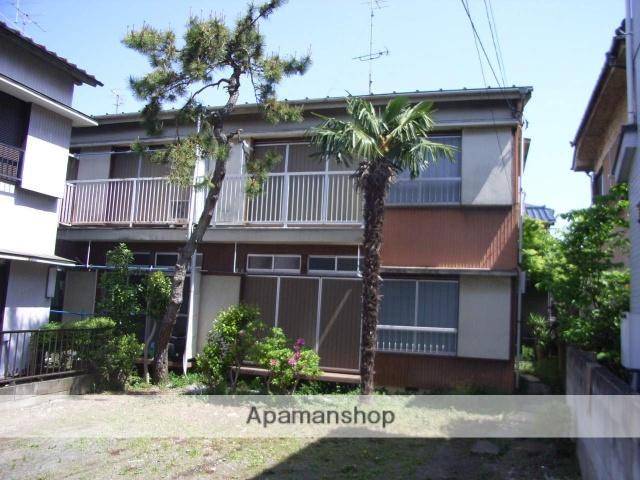 神奈川県横浜市鶴見区、鶴見駅徒歩10分の築40年 2階建の賃貸アパート