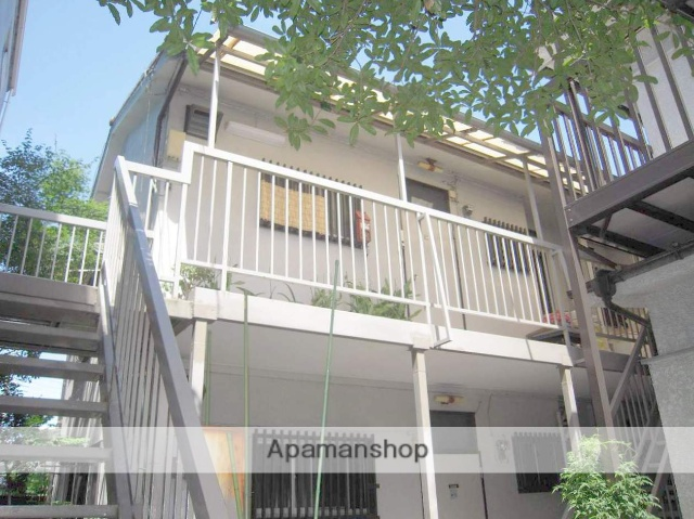 神奈川県横浜市鶴見区、弁天橋駅徒歩8分の築36年 2階建の賃貸アパート