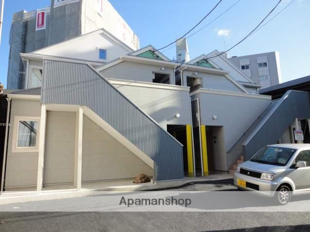 神奈川県横浜市鶴見区、国道駅徒歩12分の築6年 2階建の賃貸アパート