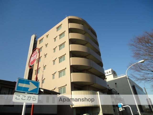 神奈川県横浜市鶴見区、鶴見駅徒歩15分の築5年 7階建の賃貸マンション