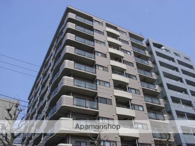 神奈川県横浜市鶴見区、鶴見駅徒歩10分の築26年 11階建の賃貸マンション