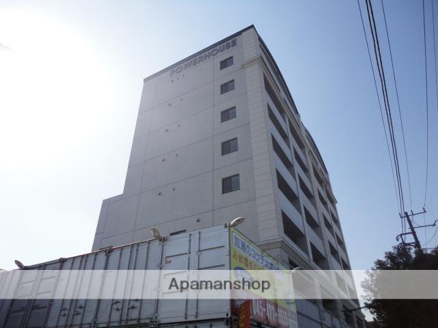 神奈川県横浜市鶴見区、八丁畷駅徒歩15分の築6年 8階建の賃貸マンション