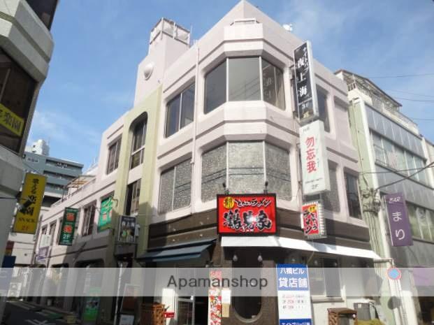 神奈川県横浜市鶴見区、国道駅徒歩10分の築45年 4階建の賃貸マンション