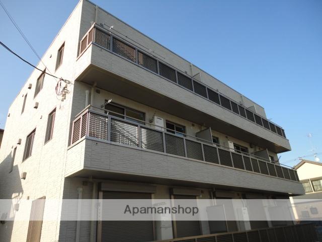 神奈川県川崎市川崎区、川崎新町駅徒歩13分の築5年 3階建の賃貸マンション
