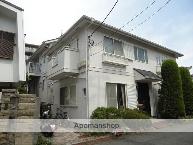 神奈川県横浜市神奈川区、大口駅徒歩18分の築24年 2階建の賃貸アパート