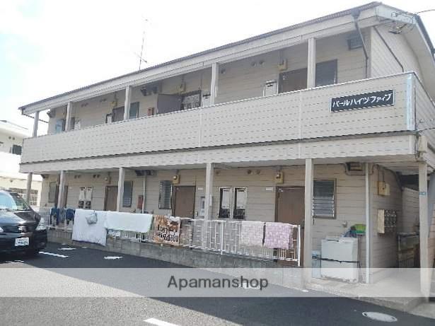 神奈川県横浜市鶴見区、鶴見駅バス9分北寺尾下車後徒歩3分の築25年 2階建の賃貸アパート