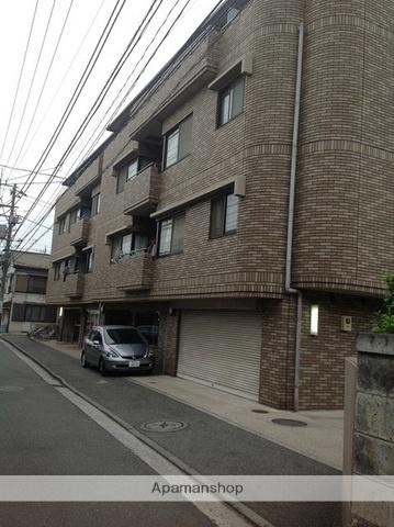 神奈川県横浜市鶴見区、尻手駅徒歩25分の築22年 5階建の賃貸マンション