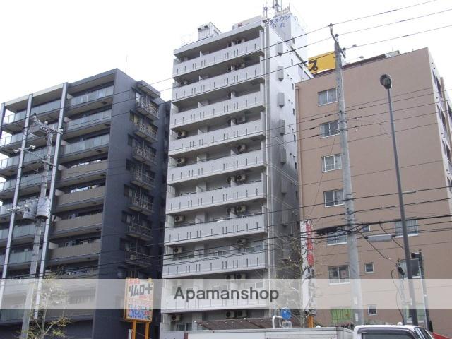神奈川県横浜市神奈川区、新子安駅徒歩8分の築27年 11階建の賃貸マンション