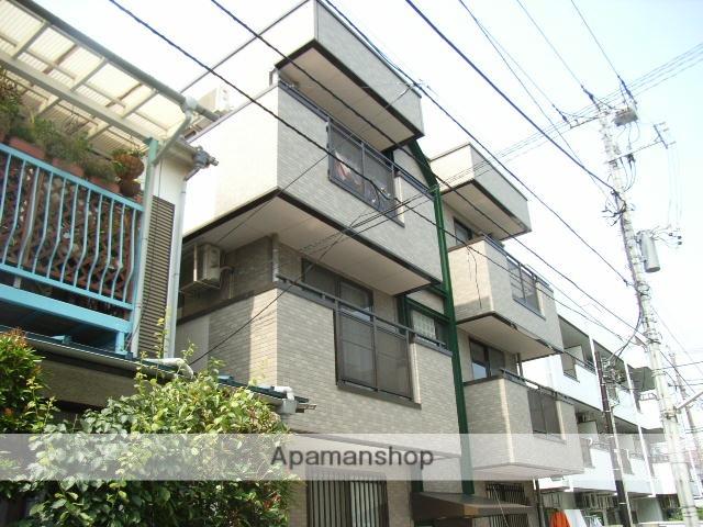 神奈川県横浜市鶴見区、八丁畷駅徒歩13分の築17年 3階建の賃貸マンション