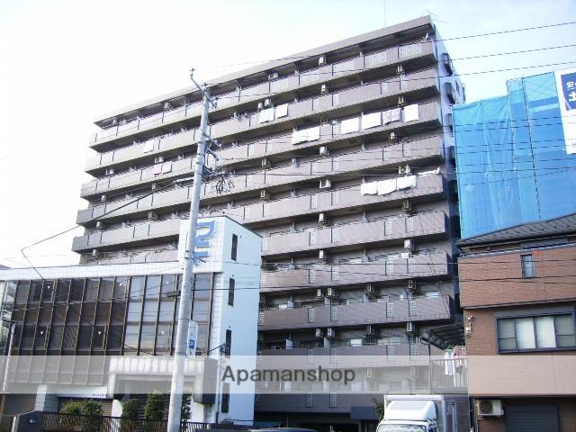 神奈川県横浜市鶴見区、新子安駅徒歩16分の築24年 11階建の賃貸マンション