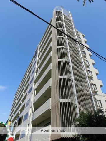 神奈川県横浜市神奈川区、東神奈川駅徒歩5分の築25年 10階建の賃貸マンション
