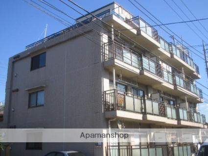 神奈川県横浜市神奈川区、大口駅徒歩9分の築20年 4階建の賃貸マンション