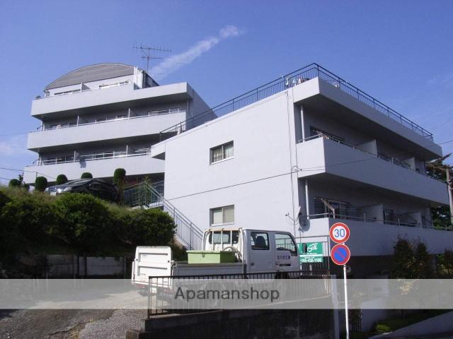 神奈川県横浜市神奈川区、大口駅徒歩13分の築25年 6階建の賃貸マンション