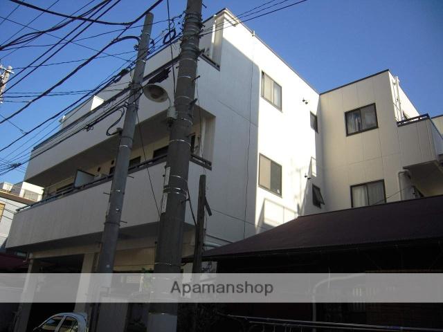 神奈川県横浜市神奈川区、大口駅徒歩8分の築23年 3階建の賃貸マンション