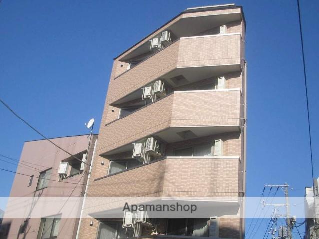 神奈川県横浜市神奈川区、大口駅徒歩5分の築12年 5階建の賃貸マンション