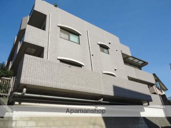 神奈川県横浜市神奈川区、大口駅徒歩2分の築22年 3階建の賃貸マンション
