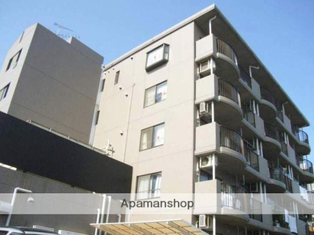 神奈川県横浜市鶴見区、鶴見駅徒歩20分の築23年 5階建の賃貸マンション