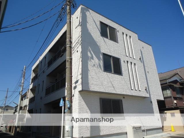 神奈川県川崎市川崎区、川崎駅徒歩25分の築3年 3階建の賃貸マンション