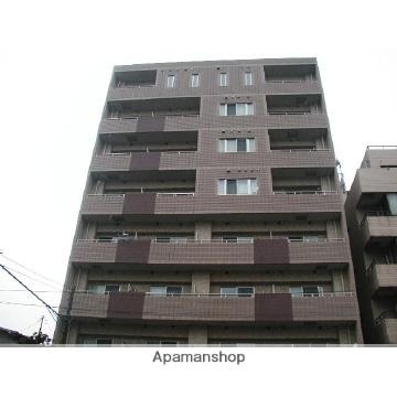 神奈川県横浜市神奈川区、東神奈川駅徒歩5分の築12年 8階建の賃貸マンション