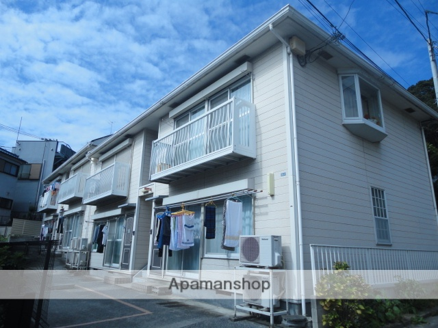 神奈川県横浜市鶴見区、鶴見駅徒歩12分の築27年 2階建の賃貸アパート