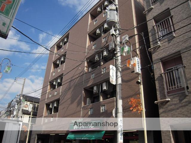 神奈川県横浜市鶴見区、鶴見駅徒歩20分の築15年 5階建の賃貸マンション