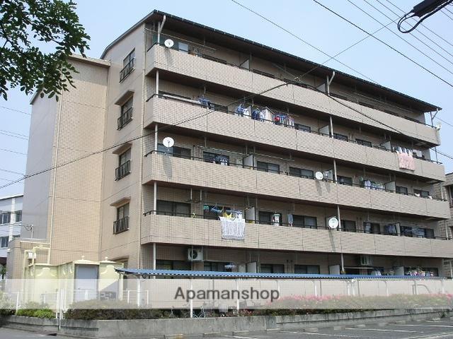 神奈川県川崎市川崎区、川崎駅徒歩15分の築29年 5階建の賃貸マンション