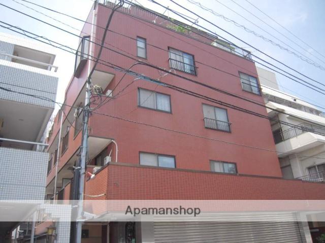 神奈川県横浜市鶴見区、国道駅徒歩8分の築23年 5階建の賃貸マンション