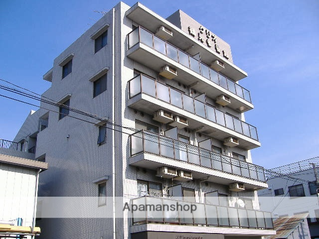 神奈川県横浜市鶴見区、八丁畷駅徒歩16分の築25年 5階建の賃貸マンション