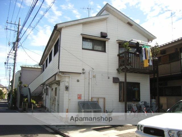 神奈川県横浜市鶴見区、鶴見駅徒歩15分の築31年 2階建の賃貸アパート