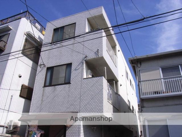 神奈川県横浜市鶴見区、八丁畷駅徒歩17分の築27年 3階建の賃貸マンション