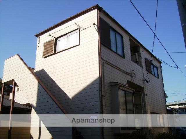 神奈川県横浜市神奈川区、大口駅徒歩10分の築31年 2階建の賃貸アパート