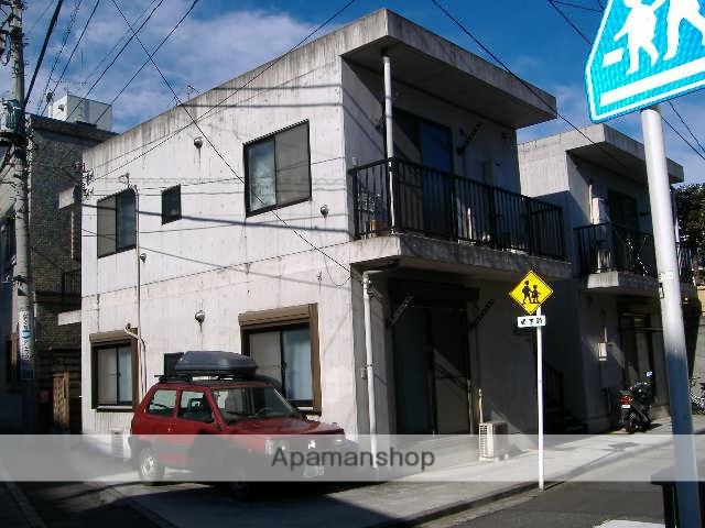 神奈川県横浜市鶴見区、鶴見駅徒歩4分の築17年 2階建の賃貸マンション