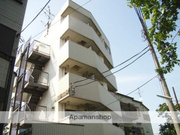 神奈川県横浜市鶴見区、新子安駅徒歩14分の築26年 5階建の賃貸マンション
