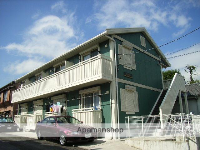 神奈川県横浜市鶴見区、尻手駅徒歩7分の築13年 2階建の賃貸アパート