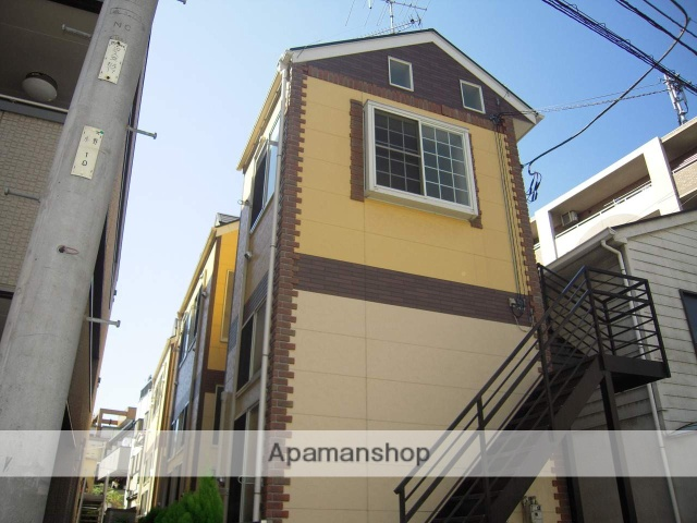 神奈川県横浜市鶴見区、鶴見小野駅徒歩2分の築10年 2階建の賃貸アパート