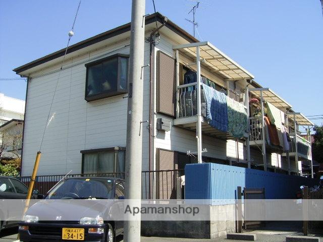神奈川県横浜市鶴見区、尻手駅徒歩25分の築31年 2階建の賃貸アパート