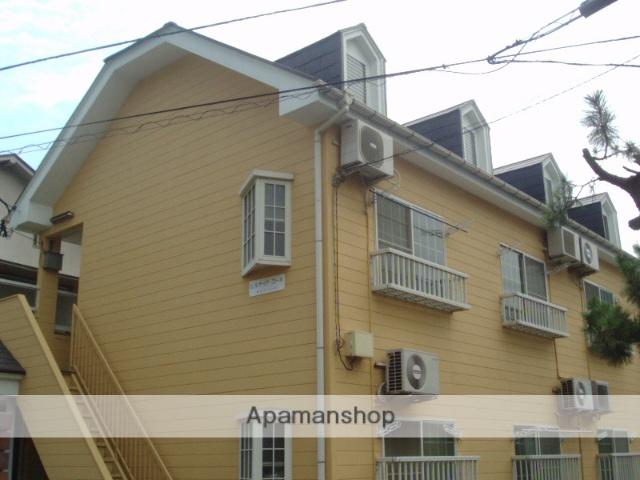 神奈川県横浜市鶴見区、生麦駅徒歩6分の築28年 2階建の賃貸アパート