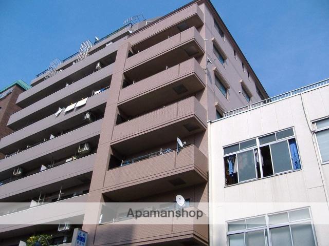 神奈川県横浜市鶴見区、鶴見駅徒歩5分の築16年 8階建の賃貸マンション