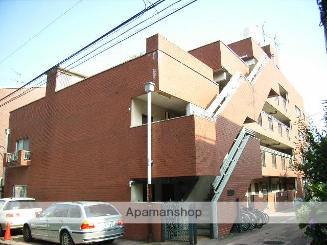 神奈川県横浜市鶴見区、鶴見駅徒歩3分の築30年 5階建の賃貸マンション