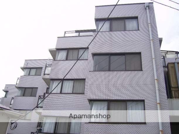 神奈川県横浜市鶴見区、鶴見駅徒歩20分の築25年 4階建の賃貸マンション