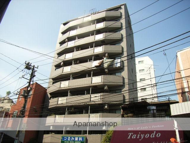 神奈川県横浜市鶴見区、川崎駅徒歩30分の築21年 11階建の賃貸マンション