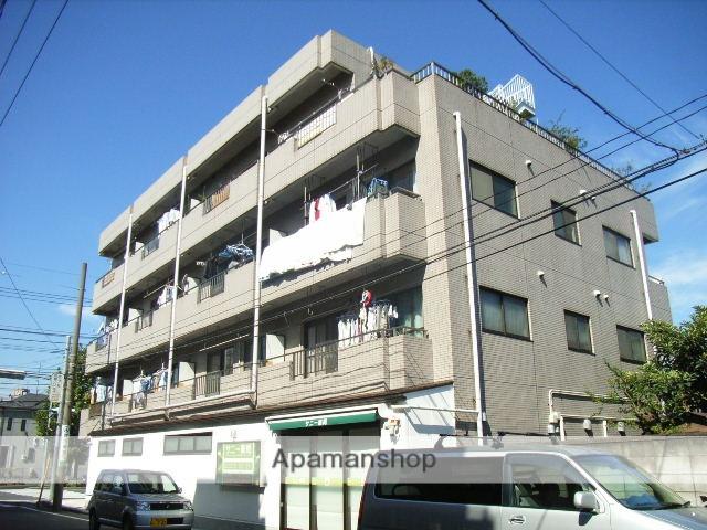 神奈川県横浜市鶴見区、鶴見駅徒歩20分の築26年 4階建の賃貸マンション
