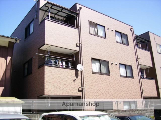 神奈川県横浜市鶴見区、鶴見駅徒歩18分の築10年 3階建の賃貸マンション