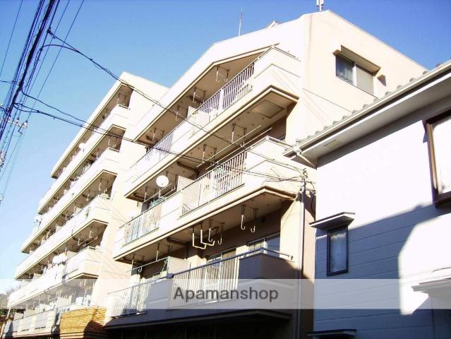神奈川県横浜市鶴見区、国道駅徒歩15分の築31年 6階建の賃貸マンション