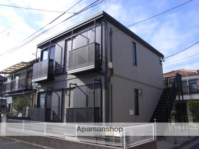 神奈川県横浜市鶴見区、鶴見駅徒歩20分の築16年 2階建の賃貸アパート