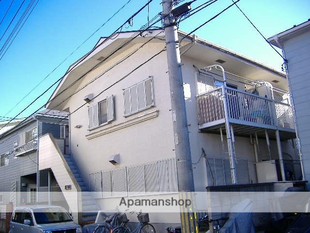 神奈川県横浜市鶴見区、八丁畷駅徒歩17分の築29年 2階建の賃貸アパート