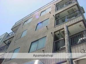 神奈川県横浜市神奈川区、東神奈川駅徒歩3分の築22年 4階建の賃貸マンション