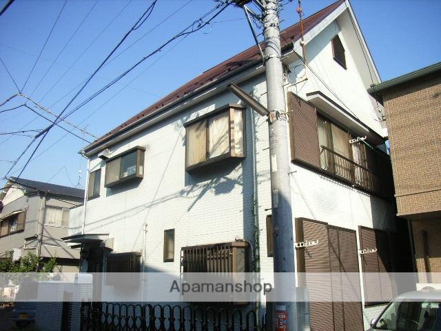 神奈川県横浜市鶴見区、国道駅徒歩5分の築22年 2階建の賃貸アパート