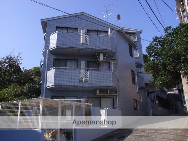 神奈川県横浜市鶴見区、鶴見駅徒歩13分の築26年 3階建の賃貸マンション